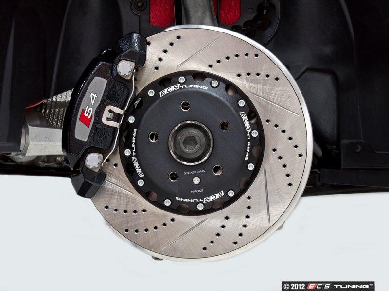 ecs news audi b8 s4 s5 2 piece brake rotors. Black Bedroom Furniture Sets. Home Design Ideas