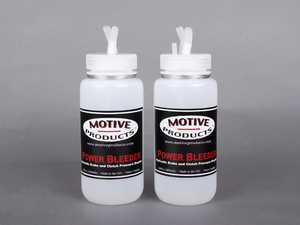 ES#4557 - MOTIVE1820 - Power Bleeder Catch Bottle Set - Make your brake flush a clean and easier job - Motive - Audi BMW Volkswagen Mercedes Benz Porsche