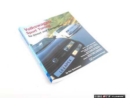 ES#4622 - GVHW - Robert Bentley Volkswagen Sport Tuning Manual - The most comprehensive repair manual - Bentley - Volkswagen