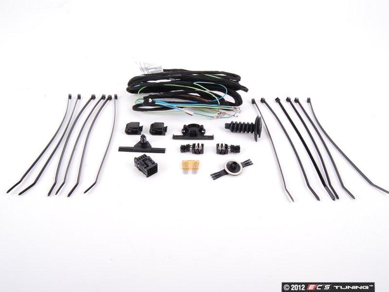 genuine bmw - 51160001231 - mirror wiring kit