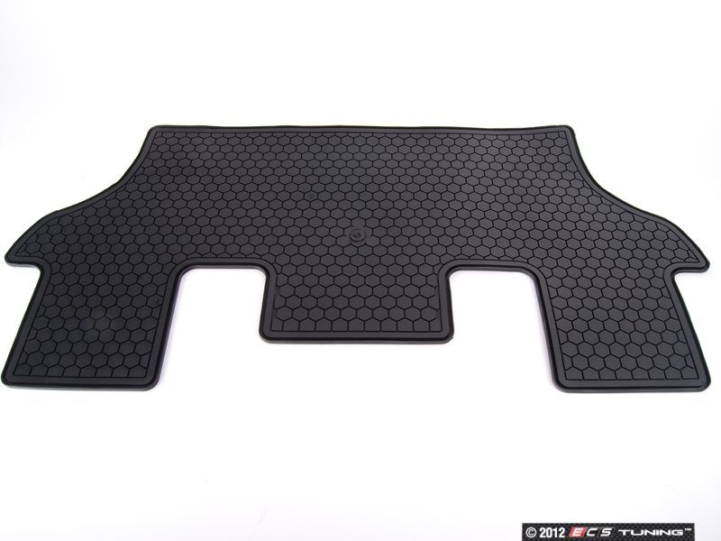 Genuine mercedes benz q6680701 all weather rubber for Genuine mercedes benz floor mats