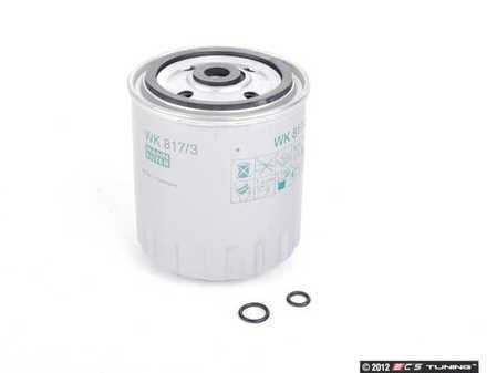 ES#2587011 - 6010901452 - Spin-On Fuel Filter - Priced Each - The final filter before the injection pump - Mann - Mercedes Benz