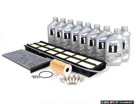 ES#2580537 - 99757121901KT41 - ECS Major Maintenance Kit - Everything you need to complete your scheduled major maintenance - Assembled By ECS - Porsche