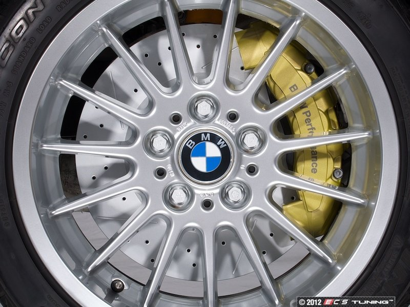 Ecs News Bmw E39 5 Series Front Big Brake Kit