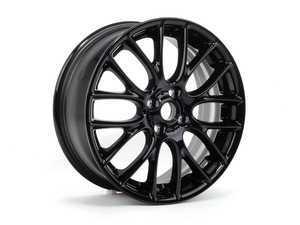 "ES#1898214 - 36116795208 - R112 MINI Challenge Cross Spoke Wheel 17"" (4x100) Black - Priced Each - 17 x 7J ET:48 - Genuine MINI - MINI"