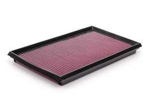 ES#2576030 - 6040940504 - Air Filter Element - Priced Each - Filters the air before it enters your engine - K&N - Mercedes Benz