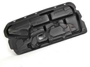 ES#126471 - 51488236694 - Door Sound Insulation - Right - Reduces cabin noise levels. - Genuine BMW - BMW