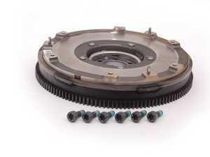 ES#2581196 - 21207575069 - Twin Mass Flywheel SAC-6366000003 - For Manual Transmissions 228mm diameter - Sachs - MINI