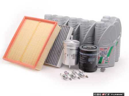 ES#6692 - 4B0198003 - ECS Tuning 40k Service Kit - Everything you need to perform 40k service. - Assembled By ECS - Audi