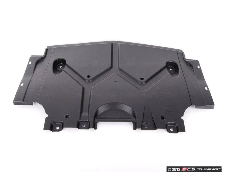 Genuine Mercedes Benz - 2515240130 - Belly Pan - Front