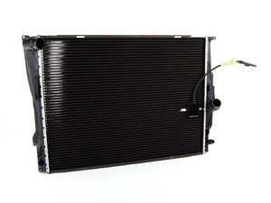 ES#38142 - 17117537292 - Engine Radiator - Automatic - For vehicles with N51 engine (low emissions) - Genuine BMW - BMW