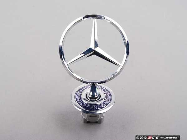 Genuine mercedes benz 1408800286 mercedes benz star emblem for Mercedes benz star logo
