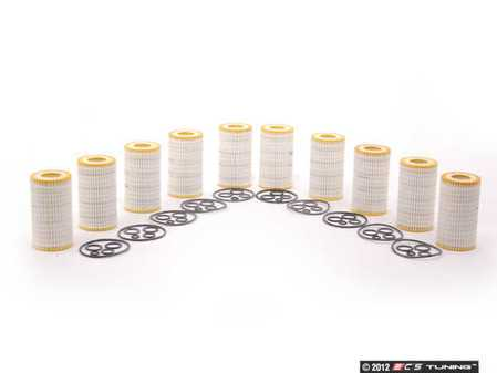 ES#2598385 - 0001802609KT2 - Engine Oil Filters - Pack Of Ten - Stock Up And Save! - Mann - Mercedes Benz
