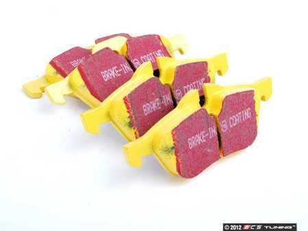 ES#520843 - DP41388R - EBC Yellowstuff Brake Pad Set - Upgrade to EBC pads in your MINI - EBC - MINI