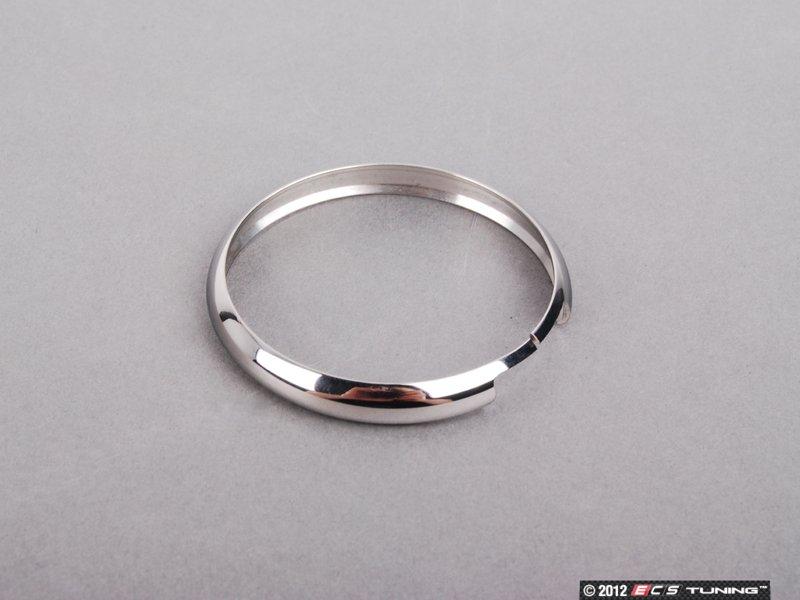 Ecs News Mini Gen2 Chrome Key Fob Ring