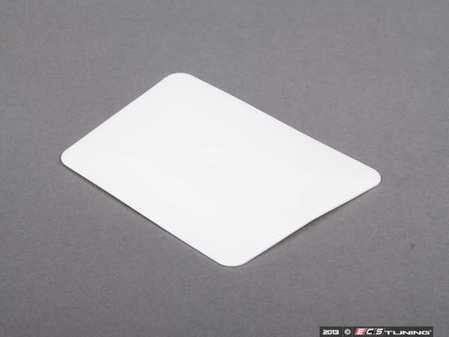 "ES#2608018 - GT086 - 4"" Hard White Squeegee Card - Allows for the application of even pressure - 3M -"