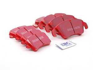 EBC Front & Rear RedStuff Performance Brake Pad Kit