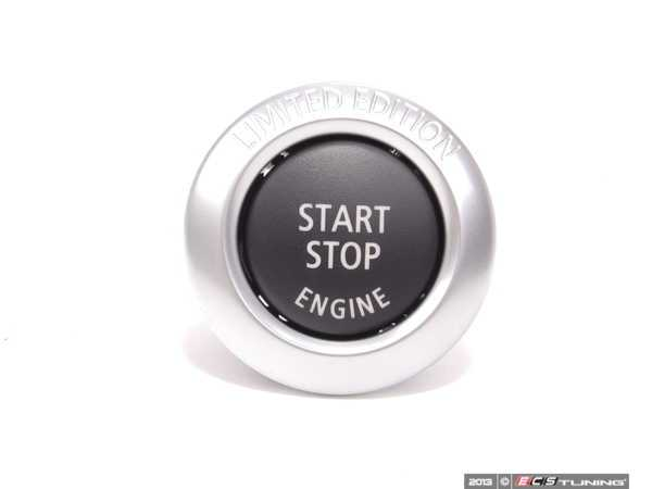 ES#207239 - 61317973477 - Start/Stop Switch - Originally found on exclusive BMW Individual models - Genuine BMW - BMW