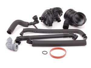 ES#2603146 - 11617533400KT2 - Cold Climate Oil Separator Kit - Level 2 - A truly complete kit for oil separator system maintenance - Genuine BMW - BMW