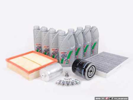 ES#6076 - Ar40KSK - 40k Service Kit - Everything you need to perform the recommended 40k mile service - Assembled By ECS - Audi