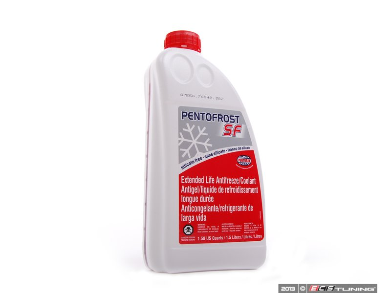 pentosin g12 coolant antifreeze 1 5l for vw audi. Black Bedroom Furniture Sets. Home Design Ideas