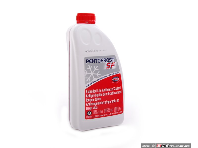 Pentosin G12 Coolant Antifreeze 1 5l For Vw Audi