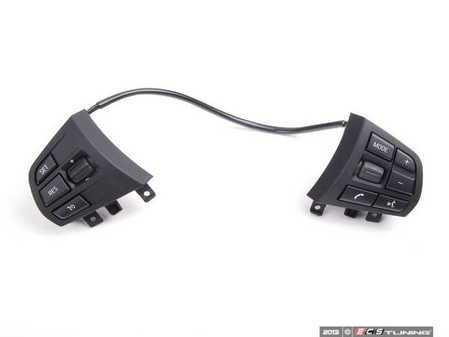 ES#2607688 - 61319261859 - steering wheel Controls - Multifunction Steering Wheel Controls - Genuine BMW - BMW