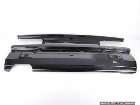 ES#71619 - 41348121771 - Tail Panel - Rear panel positioned behind bumper and surrounding tail lights - Genuine BMW - BMW