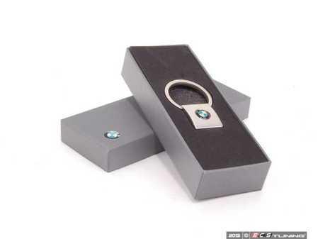 ES#2138881 - 80560443278 - Square BMW Key Chain - Ultimate key ring performance - Genuine BMW - BMW
