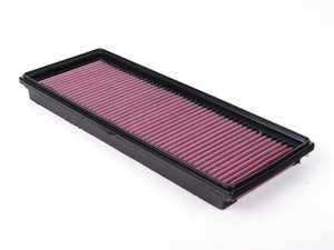 ES#2587521 - 1130940004 - Engine Air Filter - Priced Each - Two (2) required per vehicle - K&N - Mercedes Benz