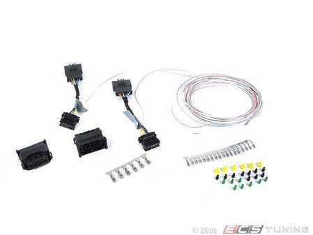 genuine bmw 61120432110 retrofit headlight wiring kit. Black Bedroom Furniture Sets. Home Design Ideas
