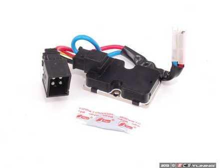ES#2534213 - 1408218351 - Blower Motor Regulator - Located on the blower motor housing - URO - Mercedes Benz