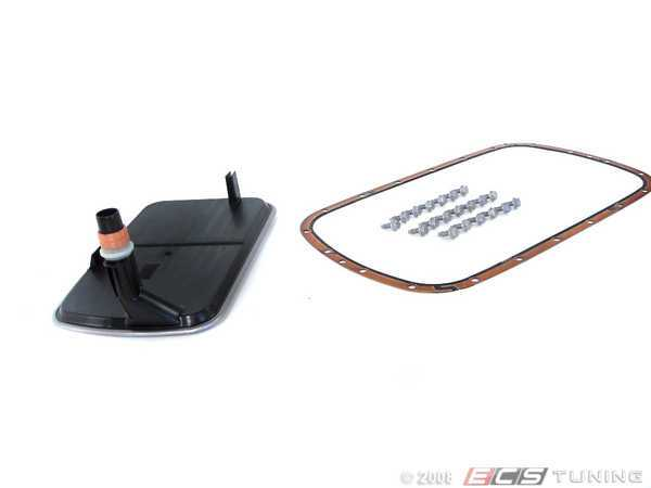 ES#44742 - 24117557070 - Transmission Filter Kit - Save your transmission from an early death - Genuine BMW - BMW