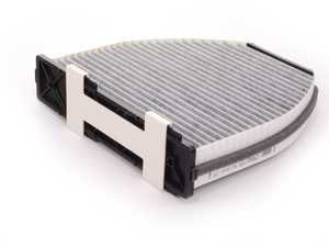 ES#2608956 - 2128300318 -  Cabin Filter - Priced Each - Cleans the air for the climate control system before it enters the cabin - Hengst - Mercedes Benz