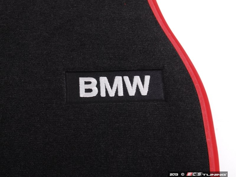 Genuine Bmw 51472293356 Sport Line Front Carpeted