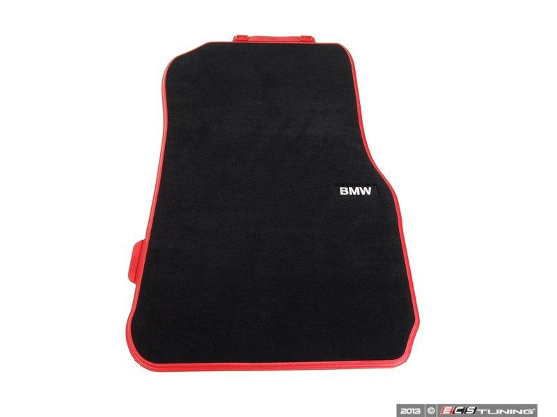 Genuine Bmw 51472293356 Sport Line Front Carpeted Floor Mat Set 51 47 2 293 356