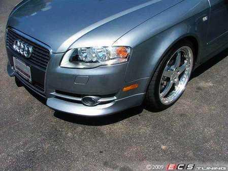ES#4541 - 8EC0716099AX - Front Spoiler - Front splitter set from Audi Zubehr - Audi Zubehor - Audi