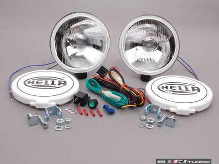 ES#7763 - UN6207110 - Hella Auxillary/Universal Lamp Kit - 500 Series - Hella - Audi BMW Volkswagen MINI