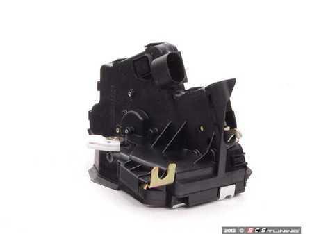 ES#89762 - 51217011244 - Door Lock - Right - Includes motor and actuator - Genuine BMW - BMW