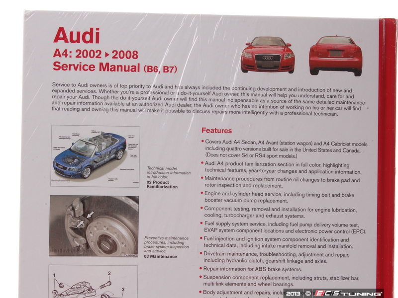 Audi A4 Owners Manual