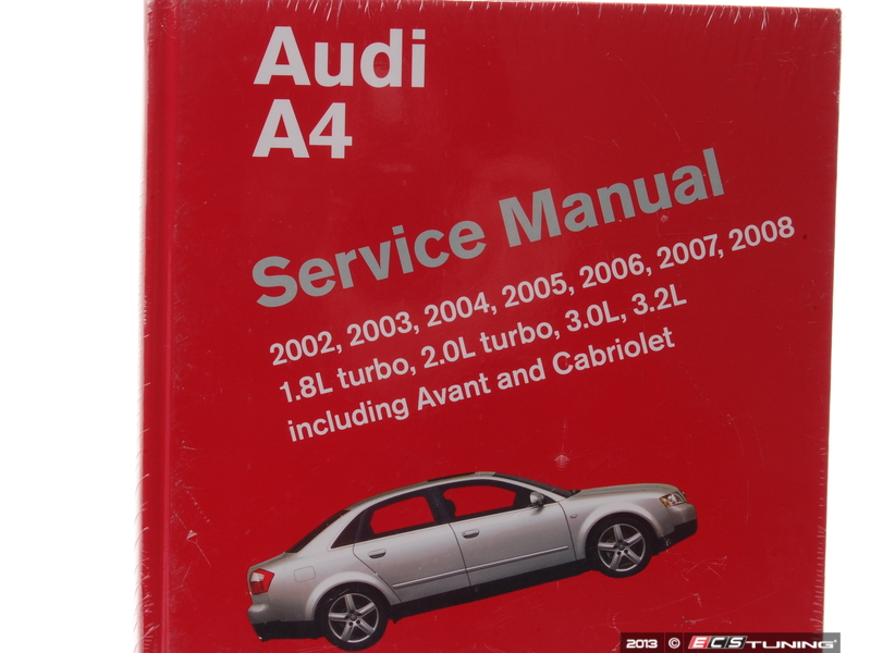 ecs news audi b6 a4 1 8t bentley service manual rh ecstuning com audi a4 b6 manual audi a4 b6 manual