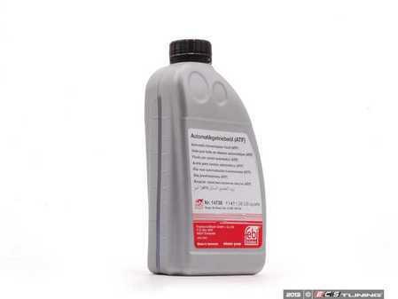 ES#2562277 - G052162A2 - Automatic Transmission Fluid - 1 Liter - Can be used in most ZF automatic transmissions - Febi - Audi Volkswagen Porsche