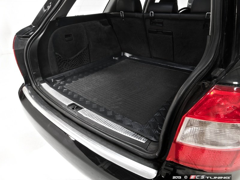 Ecs News Audi B6 B7 A4 S4 Avant Sedan Trunk Protection Liners