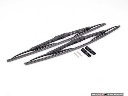 """ES#2597480 - 40519KT - Wiper Blade Set - Bosch - Replace your worn out blades 19"""" 480mm Pair - Bosch - MINI Porsche"""