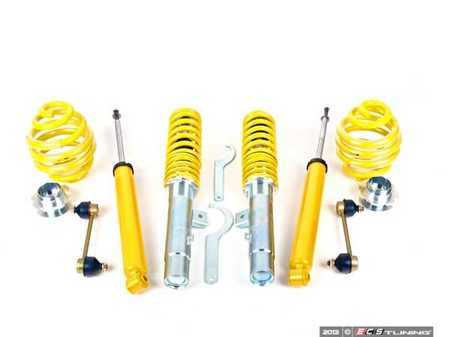 ES#2539099 - SMBM9001 - Streetline Coilover System - Non-Adjustable Dampening - Height adjustable from 40mm - 70mm - FK - BMW