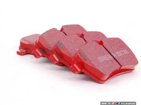 ES#520490 - DP31789C - EBC Redstuff Ceramic Pads Set - Upgrade to EBC pads in your MINI - EBC - MINI
