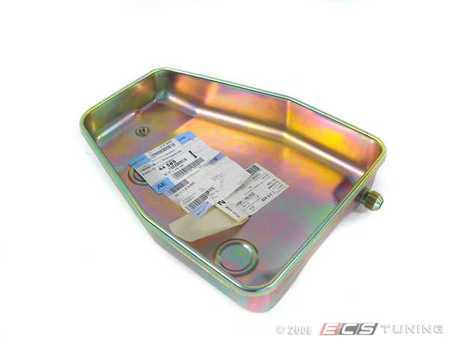 ES#44585 - 24111215935 - Automatic Transmission Oil Pan - Replace your cracked or broken pan - Genuine BMW - BMW