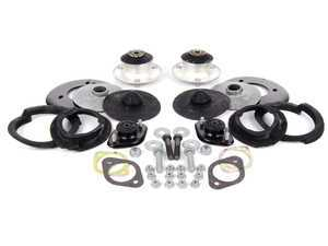 ES#2602244 - 51717036781KT1 - Cup Kit/Coilover Installation Kit - With Spring Pads - Everything you need to install coilovers, shocks/struts, or a cup kit on your BMW - Genuine BMW - BMW