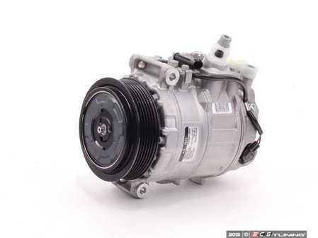 ES#2612209 - 0012301911 - A/C Compressor - Brand New Unit - No Core Charge - Denso - Mercedes Benz