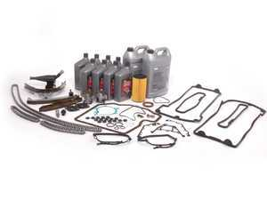 ES#2526332 - 11311435026KT1 - Timing Chain Kit - Contains all required components for replacement of timing chain guide rails using genuine BMW parts - Genuine BMW - BMW